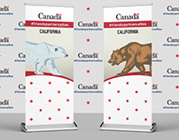 Consulate General of Canada Tradeshow Materials