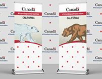 Consulate General of Canada Tradeshow Materials