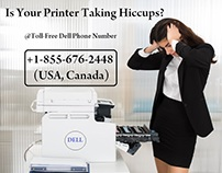 Fix Dell Printer Hiccups | Dell Printer Support
