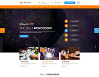 Horoscope - All in one Astrology HTML Template