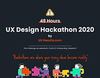 UX Hackathon 2020