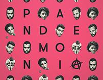 Pandemonia #003
