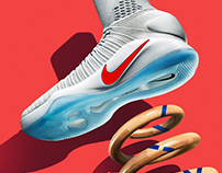 Nike / Hyperdunk 2016