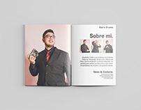 Mario Brume - Portafolio de Servicios 2019