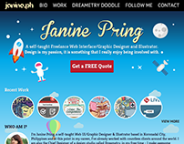 Janine.PH Portfolio Design V3