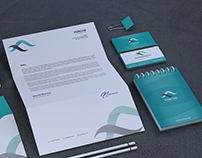 Forcive - Branding Identity (Blue Edition)