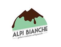 Alpi Bianche - branding proposal 3