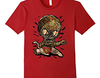 Space guy t shirt