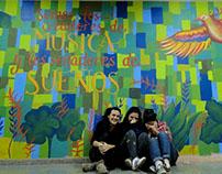 Mural - Somos los creadores de música