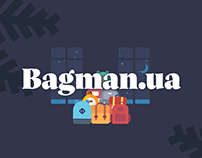 Bagman Holiday Promo