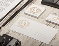 Cosmos Imports Logo design and branding