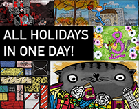 All Holidays in One DAY