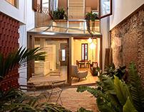 Small House Renovation by Gradoli & Sanz