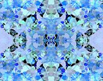 Snow Storm/Textile Design/Patternbank