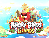 Angrybirds Islands Game Trailer Animation