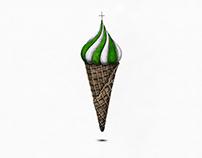 Moscow cream