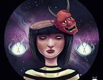 Illustration collab | Merns & Cris