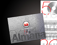 Almanaque Lamigal | Diseño Gráfico | 2014