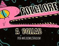 FOLCLORE - A COLLAB