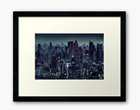 Framed Art Photo Collection