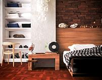 contemporary design bedroom
