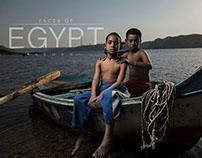 Faces of Egypt ( Aswan )