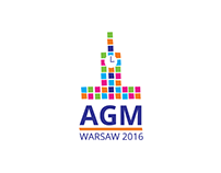 AGM Warsaw 2016 promo materials