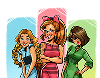 PowerPuff Girls in Pakistan