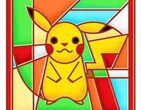 Pokemon Illustration series