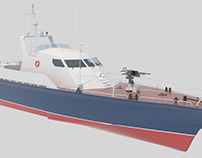 21810 Medium landing ship