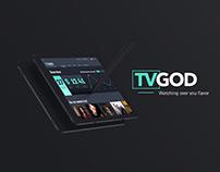 TVGod_Dashboard