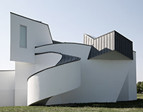 Vitra Design Museum / Frank Gehry