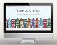 Palavras Aleatórias '14 - Blog Template (Blogger)