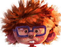 Chuckie Finster - Rugrats