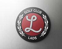 Lads Golf Club (L) Logo
