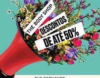 Posts Campanha Sale (The Body Shop)