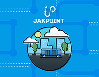 Jakpoint - Mobile Application
