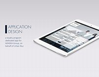 Application Design - AZADEA Group Loyalty Program