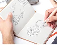 Logo Design - Duemme maglieria cashmere