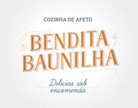 Bendita Baunilha (Visual Identity)