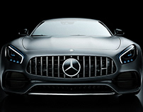 AMG - 50 years of driving performance