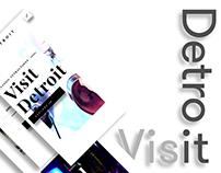 Adobe #IconContestXD – Visit Detroit