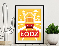 Polish Cities - Lodz