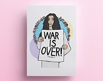 Yoko Ono: War Is Over