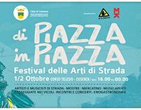 Di Piazza In Piazza | Festival delle arti di strada