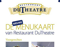 DuTheatre flyers
