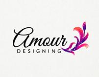 Amour design Logo designing
