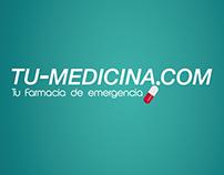 Tu-Medicina.com Logo e Infografia
