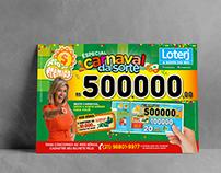 Loterj / Hebara - Rio de Prêmios