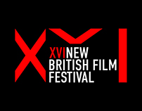 XVI New British film festival
